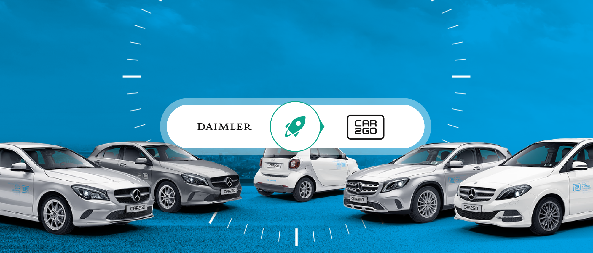 How Daimler Successfully Used Smart Car-Sharing