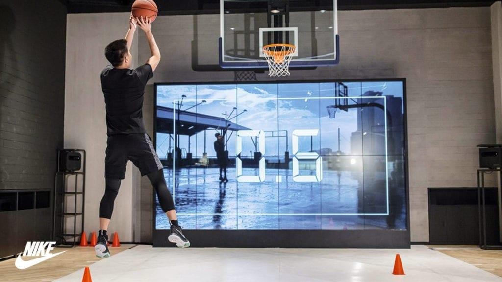Future Shopping Retail Store Nike Experience Bundl