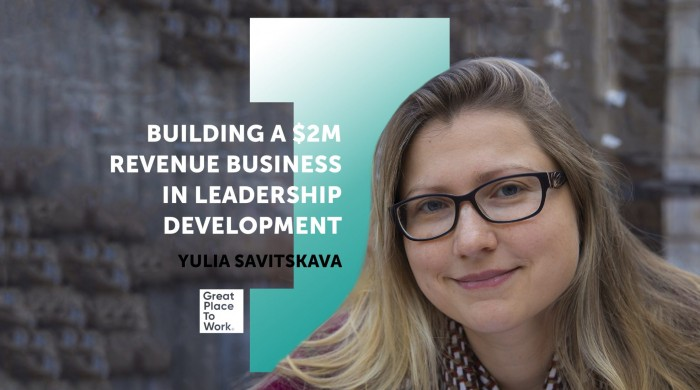 Building a $2M Revenue Business in Leadership Development — Intrapreneur Stories #9