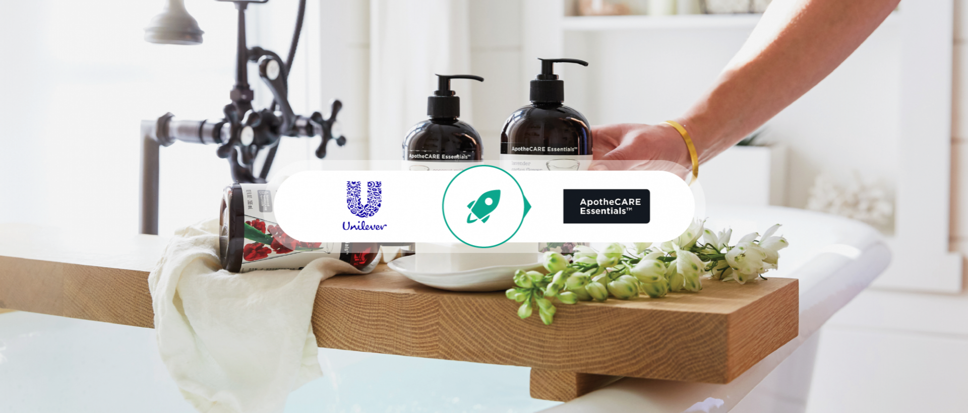 ApotheCARE Essentials by Unilever makes waves in the natural beauty market