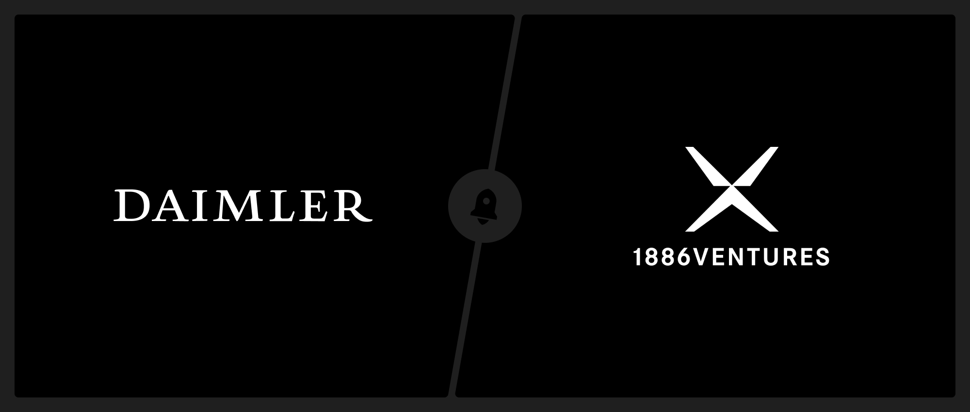 Daimler's 1886 Ventures: Shaping the future of mobility.