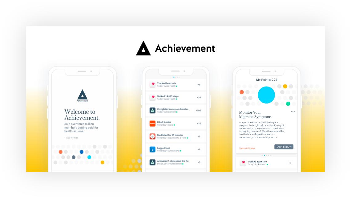 GE_Ventures_Evidation_Achievement App