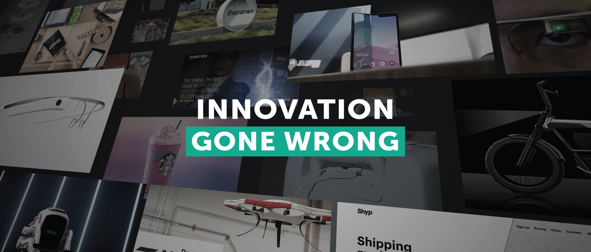 13 Failed Innovations and How to Avoid Them