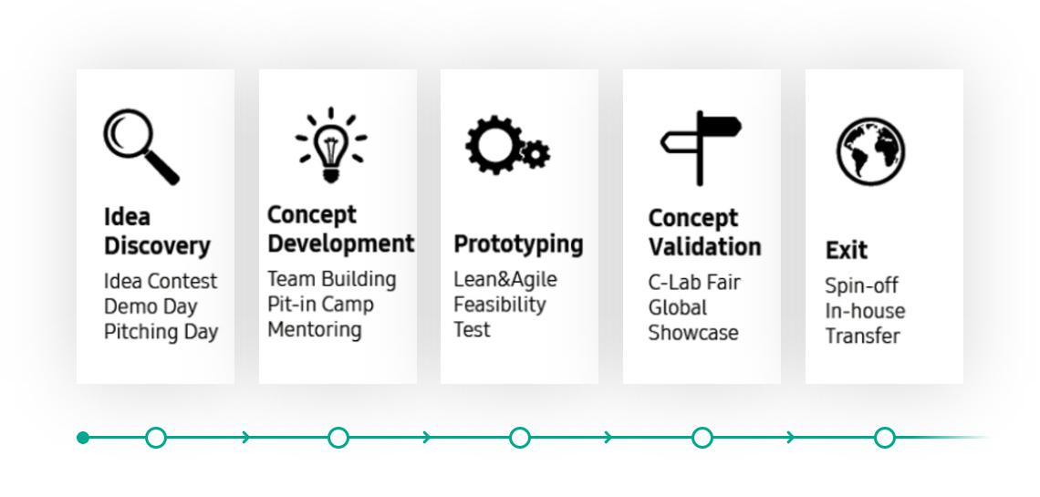 intrapreneur driven incubator