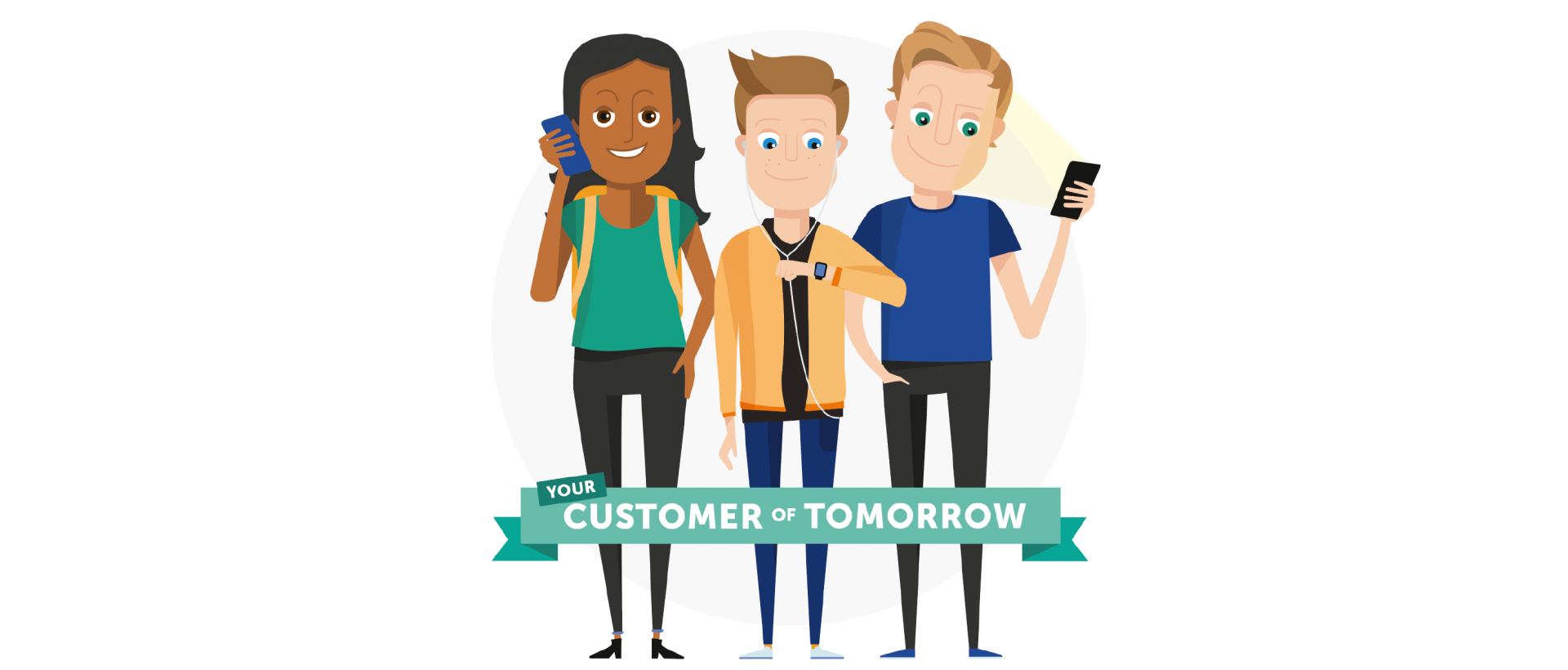[Infographics] Generation Z: Your Customer of Tomorrow