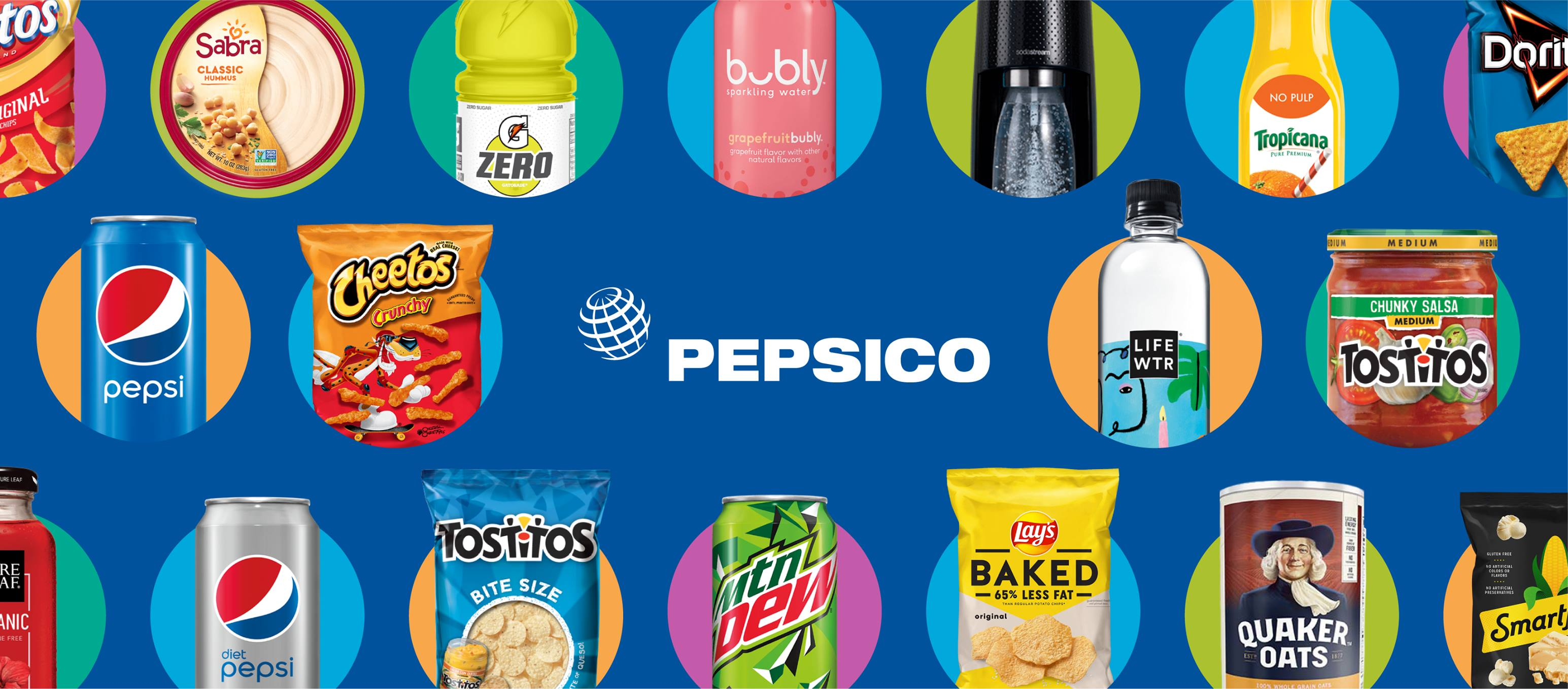 Pepsico pantry shop corporate venture