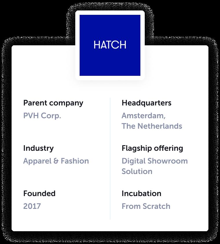 CS Hatch info and description