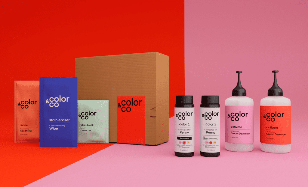 Colorco product information & line up