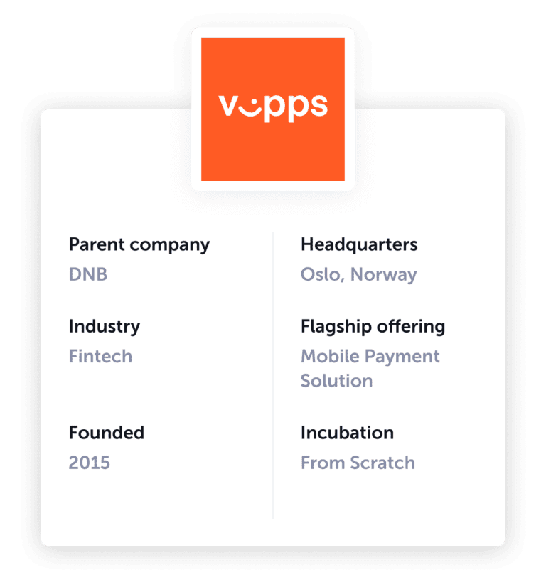 Vipps Company details