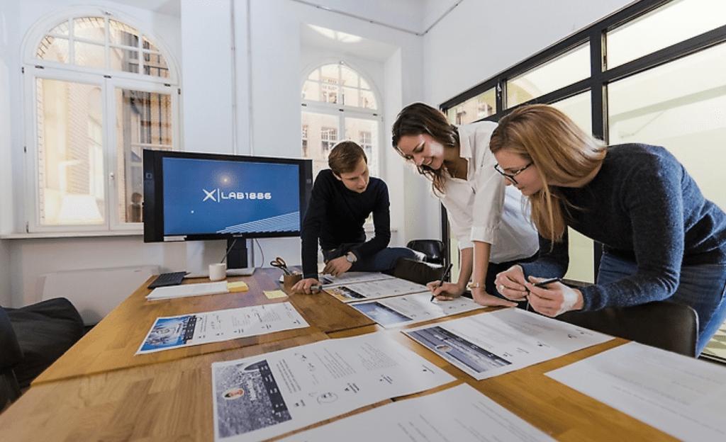 Benefits corporate incubation