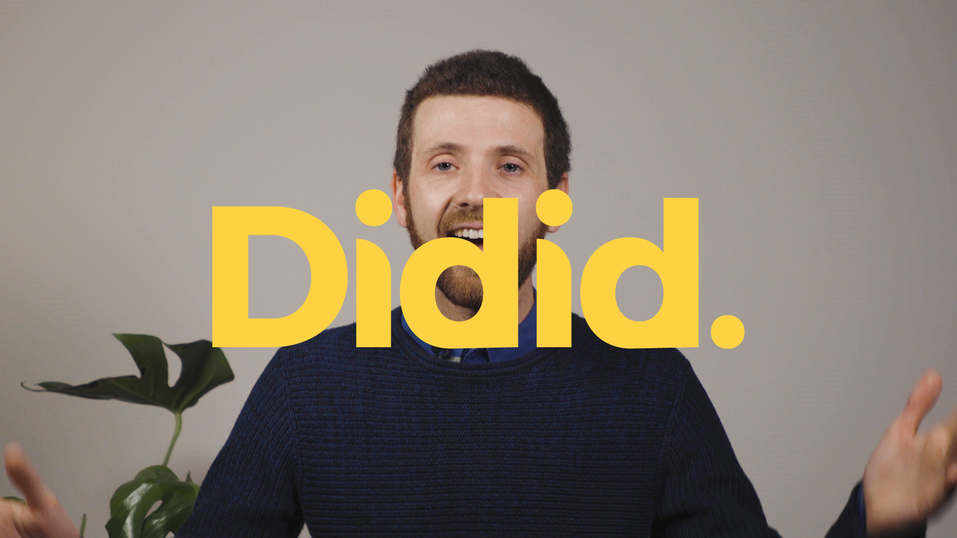 Announcing Didid: The app that helps your dreams come true