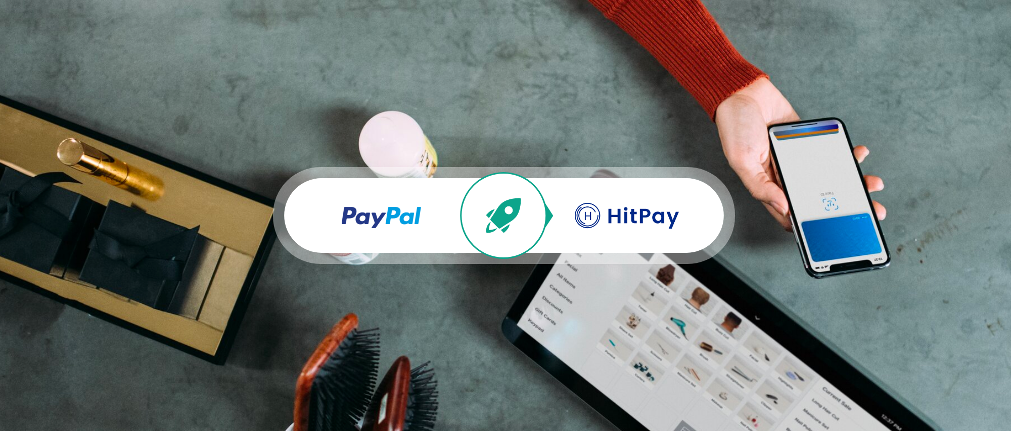 HitPay: A One-Tap, Omni-Channel Payment Solution for SMEs