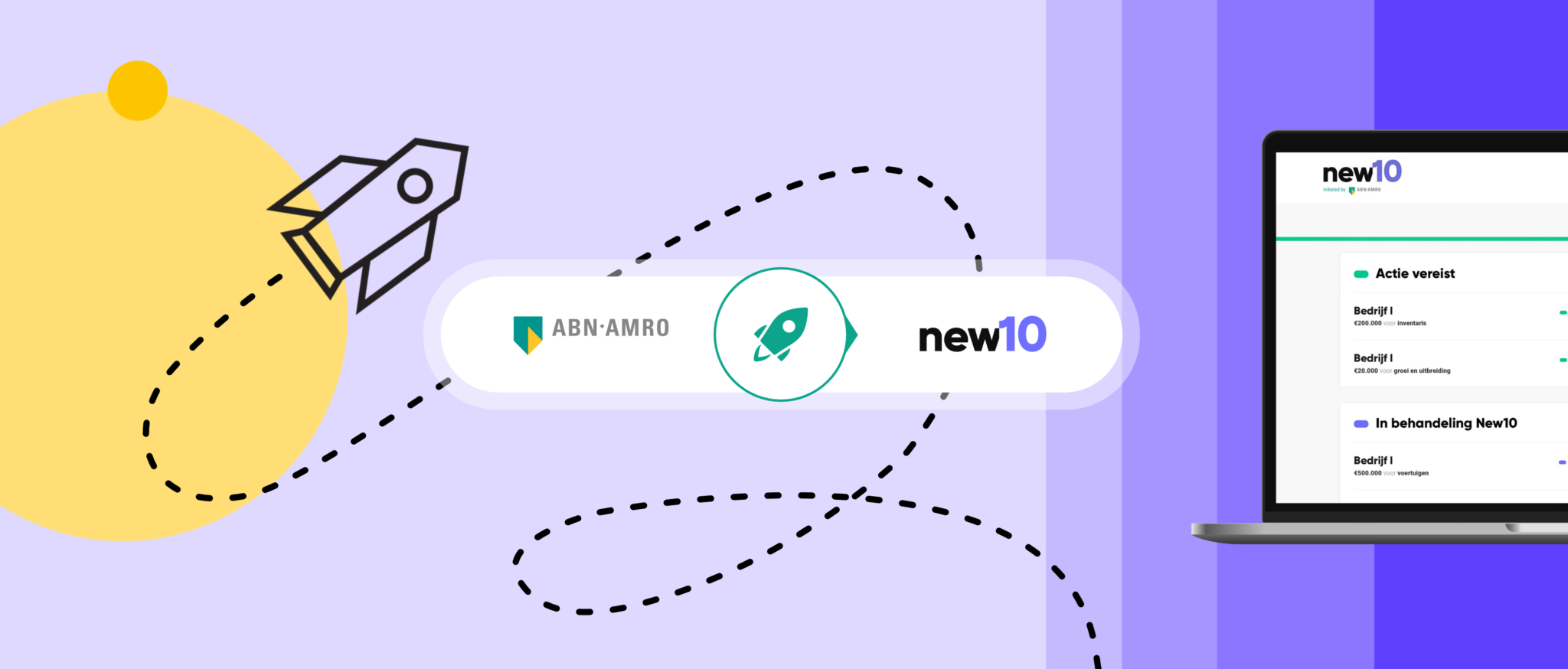 ABN AMRO's New10: A fully digital approach to business lending