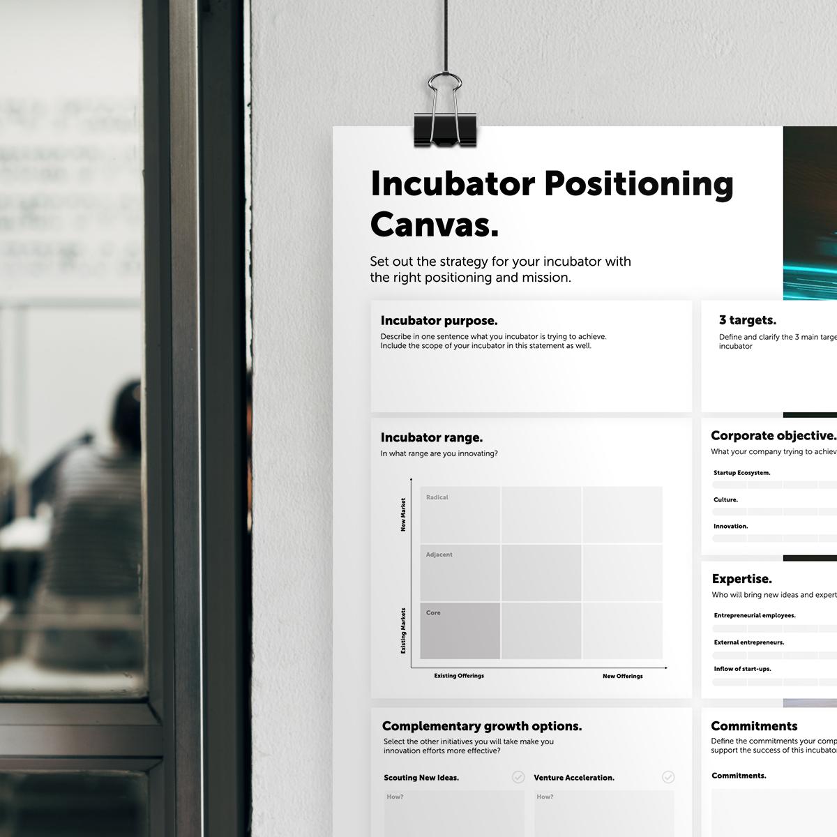 Incubator canvas header
