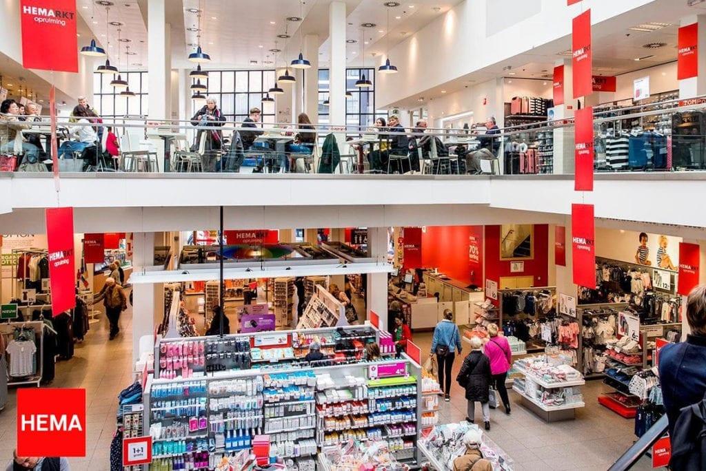 Future Retail Store Hema