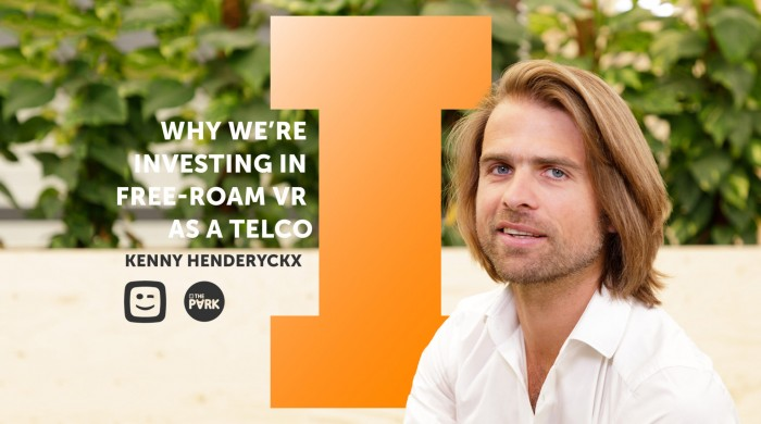 Why we're investing in free-roam VR as a Telco — Intrapreneur Stories #11