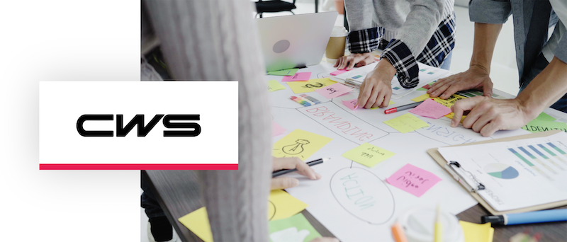 How to expand to new markets with a design sprint: CWS innovation in the textile cleaning industry.