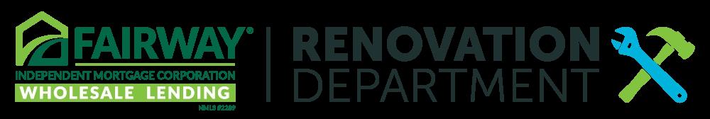 Renovation Department Logo