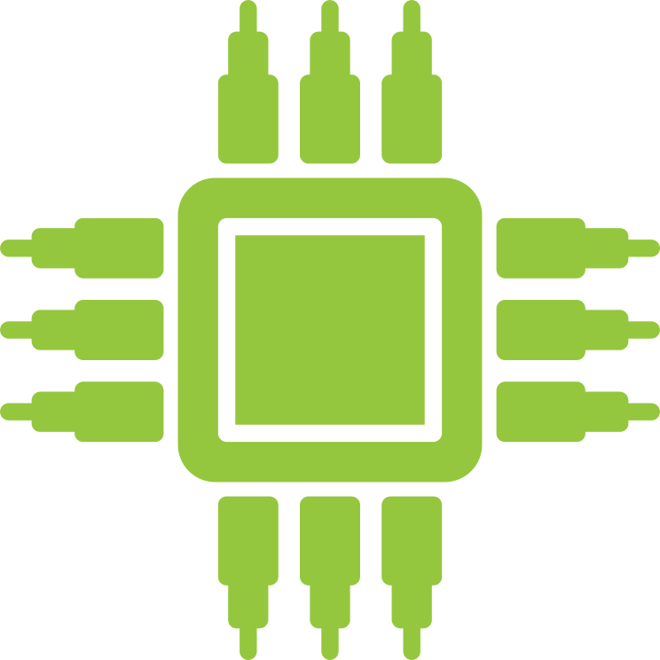 State of the Art Technology Icon