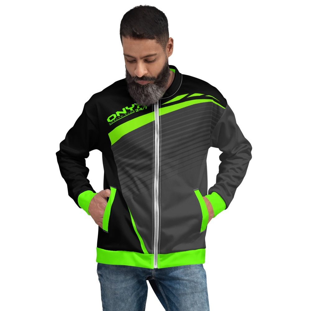 ONYX Abstract Unisex Jacket