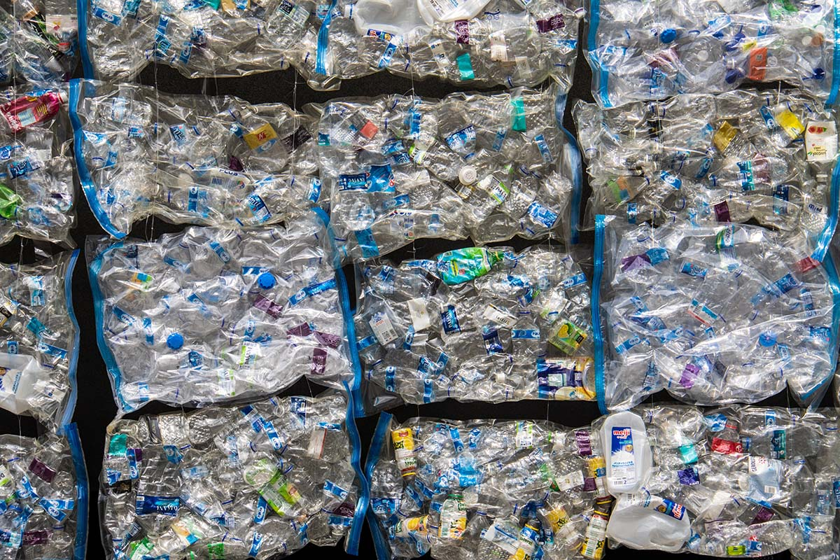 How to recycle plastic