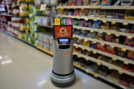 Can 'Smiley' the Robot Sell More Candy at ShopRite?