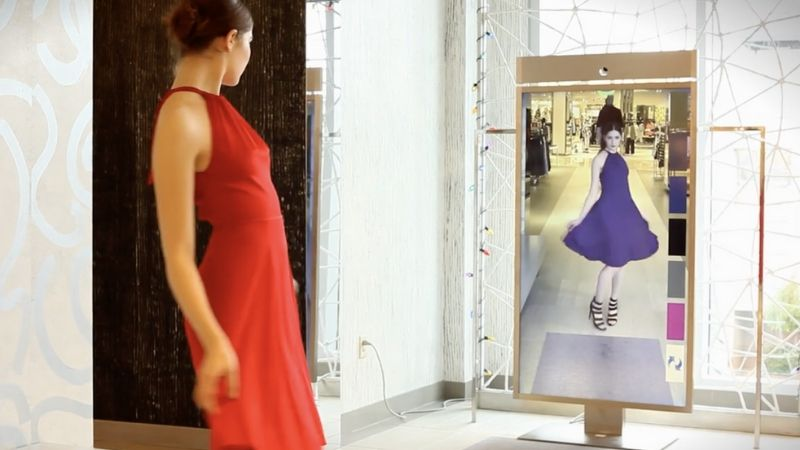 Effect of AR/VR Technology in Fashion Industry