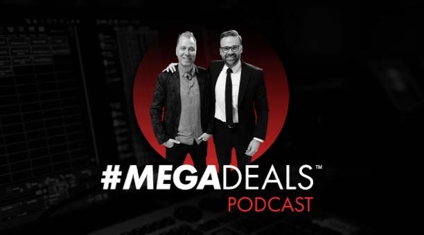 The Megadeals Podcast interviews Turbotic co-founder Theodore Bergqvist