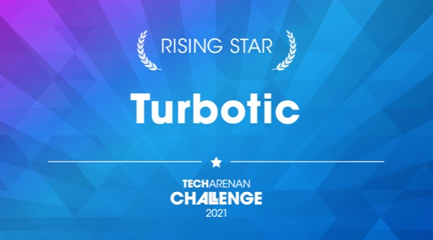 Turbotic chosen as one of the 50 companies of the future in the Nordics