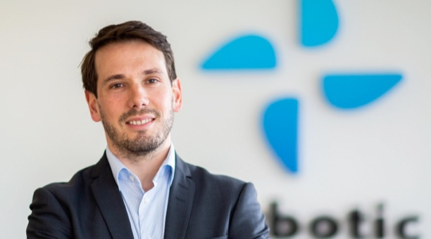 Welcoming Alexander Hübel as our new Chief Strategy Officer