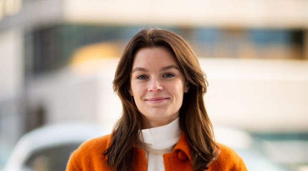 Maria Gabrils joins the squad as AI and Automation Tech Lead