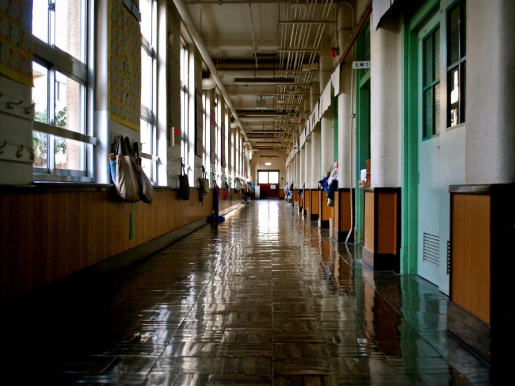escola sem alunos por evasão escolar
