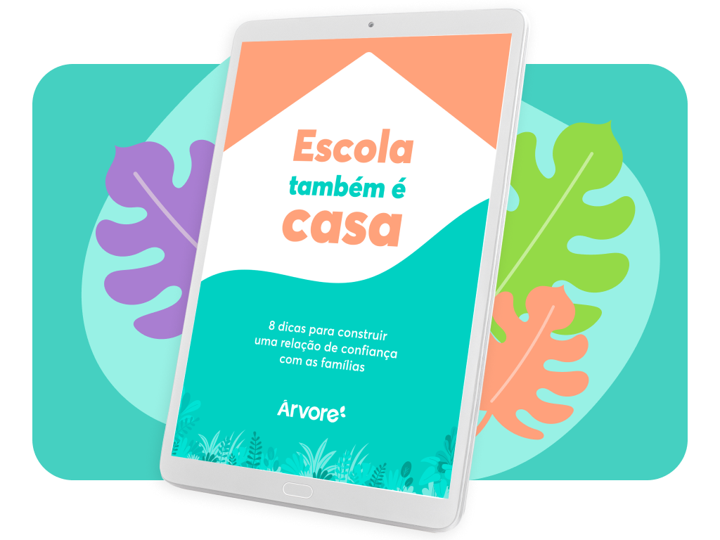 download gratuito do E-book Escola também é casa