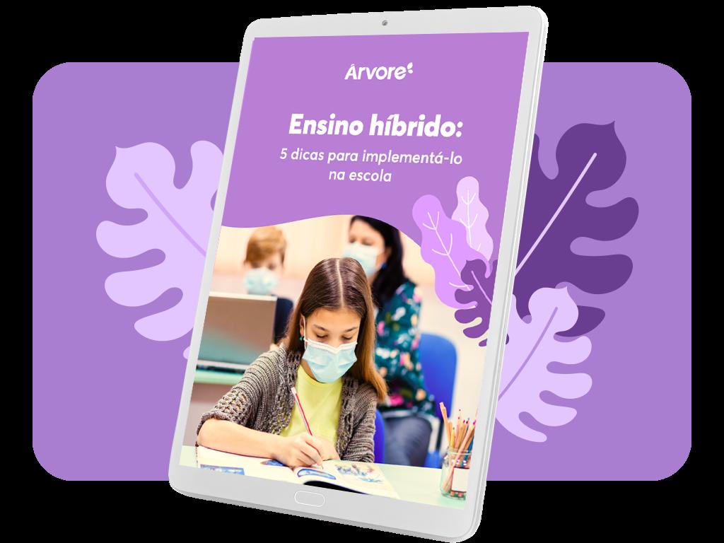 e-book Ensino híbrido