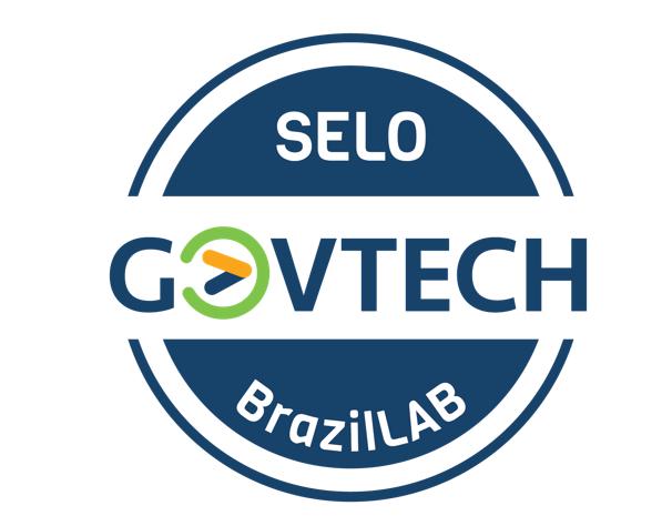 Selo Gov Tech - Brazilab