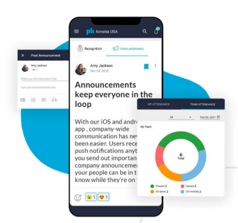 announcements on peoplehum