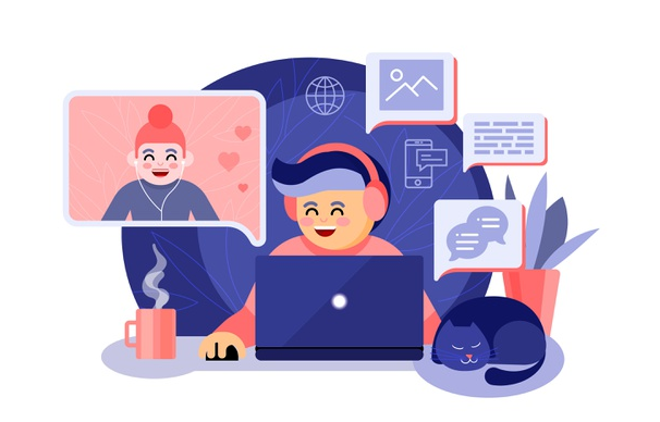 Fun and not-so-fun things about video conferences   peopleHum