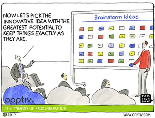 """""""Faux innovation"""" and other discontents 