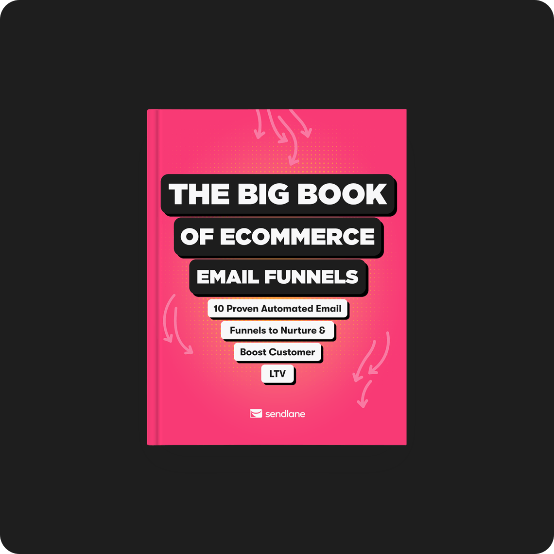 The Big Book of eCommerce Email Funnels