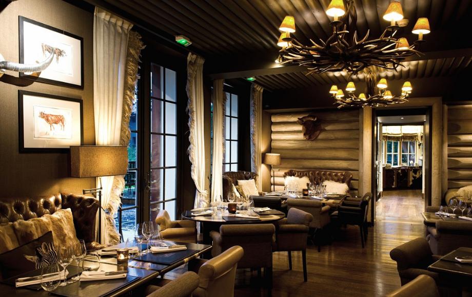 Beef Lodge - Steak House centre Megève