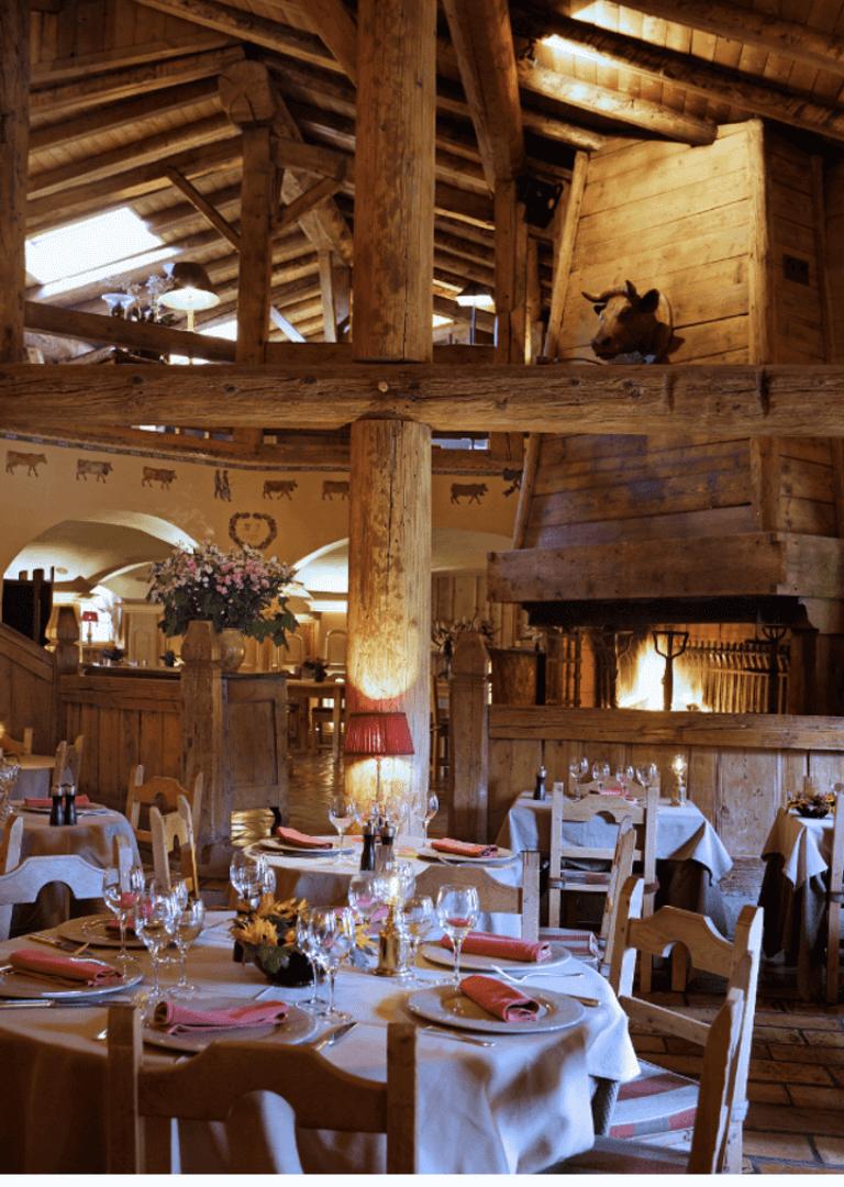 Restaurant Traditionnel Megève