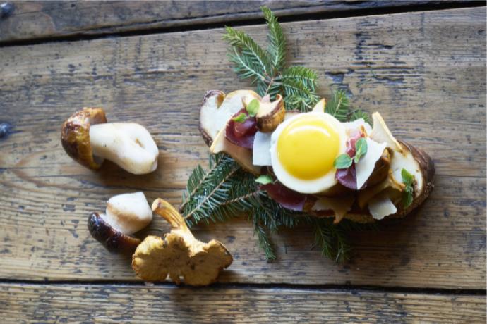 Cuisine de montagne - Megève