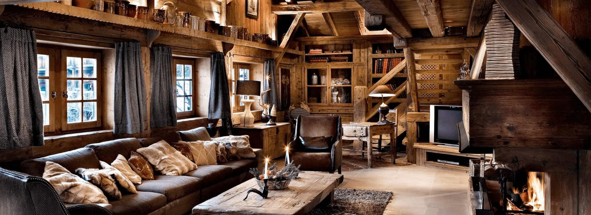 Chalets de luxe à louer Haute Savoie