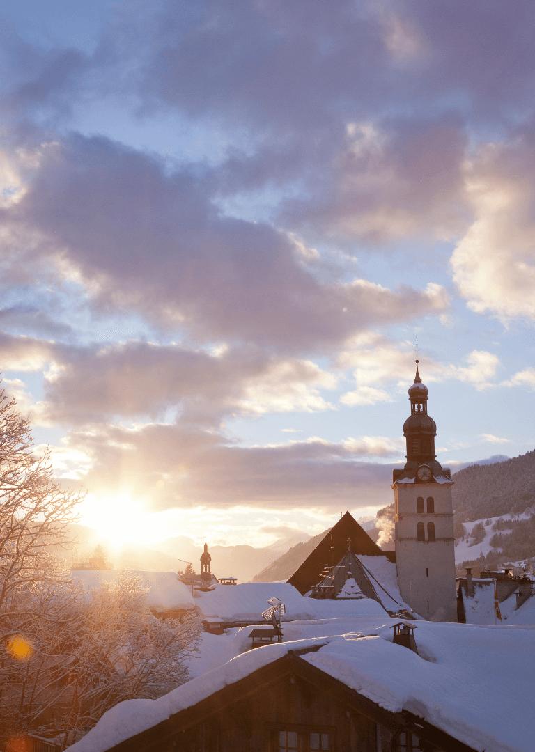Station Alpes Megève - Vacances hiver