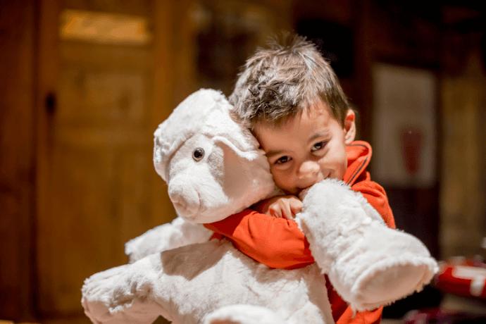 Programme enfants hiver Fermes de Marie