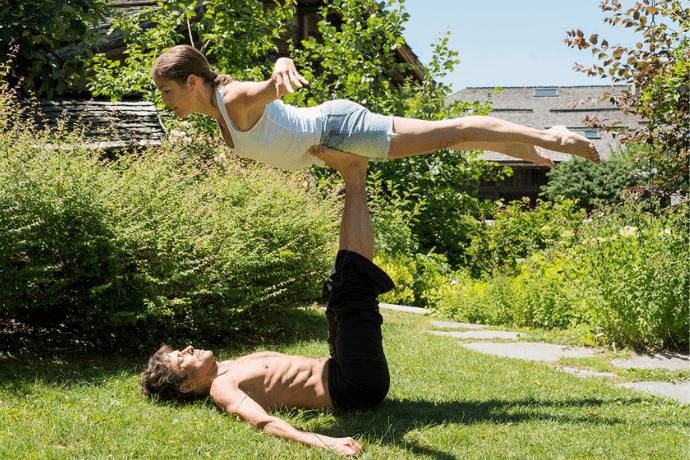 Yoga retreat d'été Megève