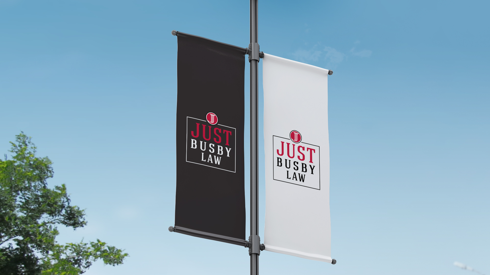 Just Busby Law Logo