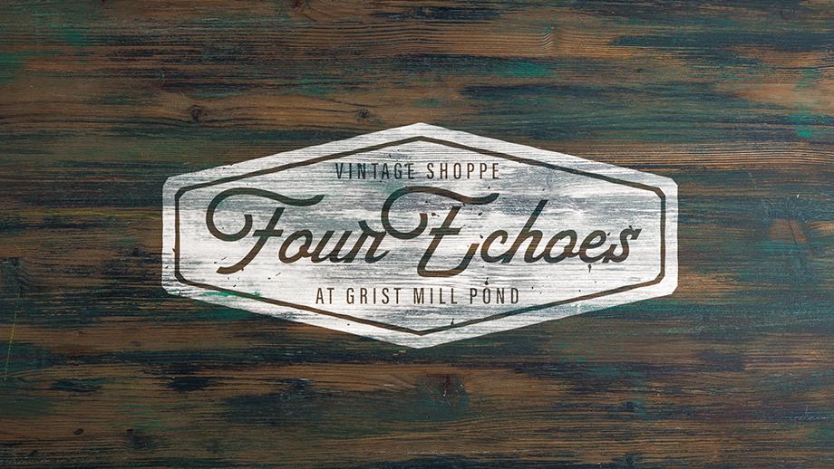 Four Echoes Logo