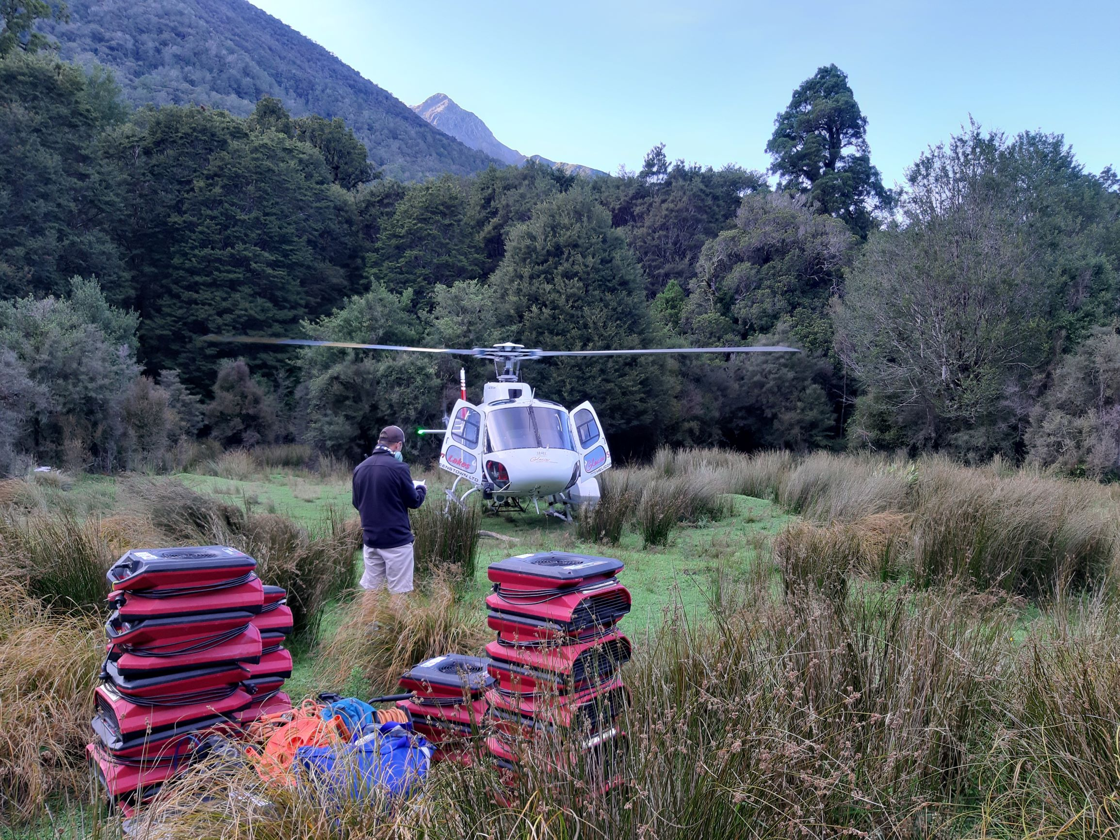 Flood Restoration in the South Island