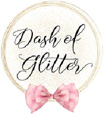Dash of Glitter logo